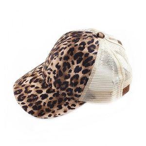 Accessories - Leopard Hat